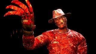 Mortal Kombat Komplete Freddy Krueger Halloween Mod