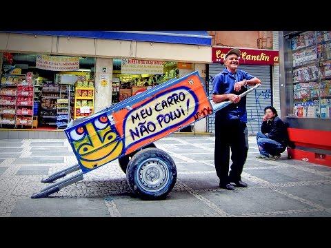Trash cart superheroes   Mundano