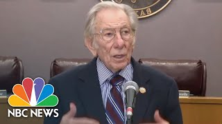 Health Officials Give Update On Texas Coronavirus Cases | NBC News (Live Stream Recording)