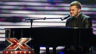 Lukijan Ivanovic (Jos ti se nadam - Emina Jahović) - X Factor Adria - LIVE 8