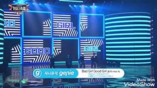 Video Bad Girl, Good Girl - GFRIEND Ft. Bambam, Youngjae, Minhyuk (mx) and Minhyuk (btob) download MP3, 3GP, MP4, WEBM, AVI, FLV Mei 2018
