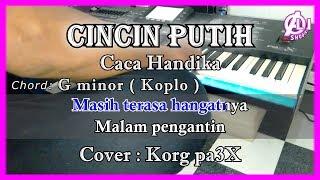 CINCIN PUTIH - Karaoke dangdut koplo