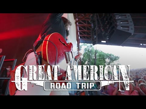 Zac Brown Band - Great American Road Trip - Pickin', Pools & Flody Boatwood Thumbnail image