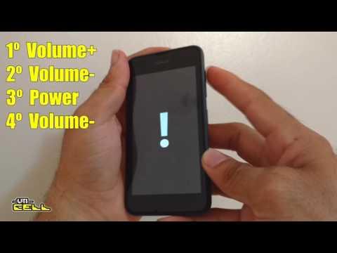 Hard Reset no Nokia Lumia 530 (RM-1020) Factory reset #UTICell