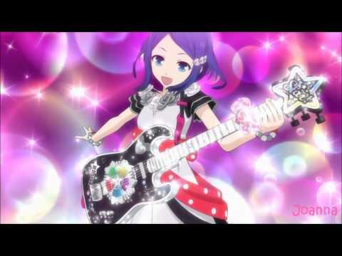 (HD) Pretty Rhythm Rainbow Live - NARU & RINNE - 「Hato ♥ iro ♥ Toridori ~ mu」 (episode 34)
