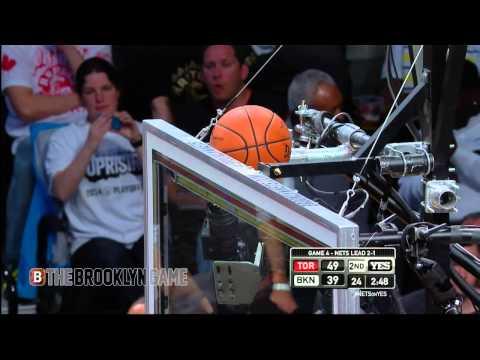 """A Wedgie"" Ian Eagle - Nets Raptors Game 4"