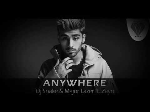 (NEW) DJ Snake & Major Lazer ft. Zayn - Anywhere