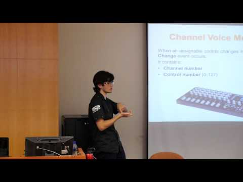 Introduction to MIDI