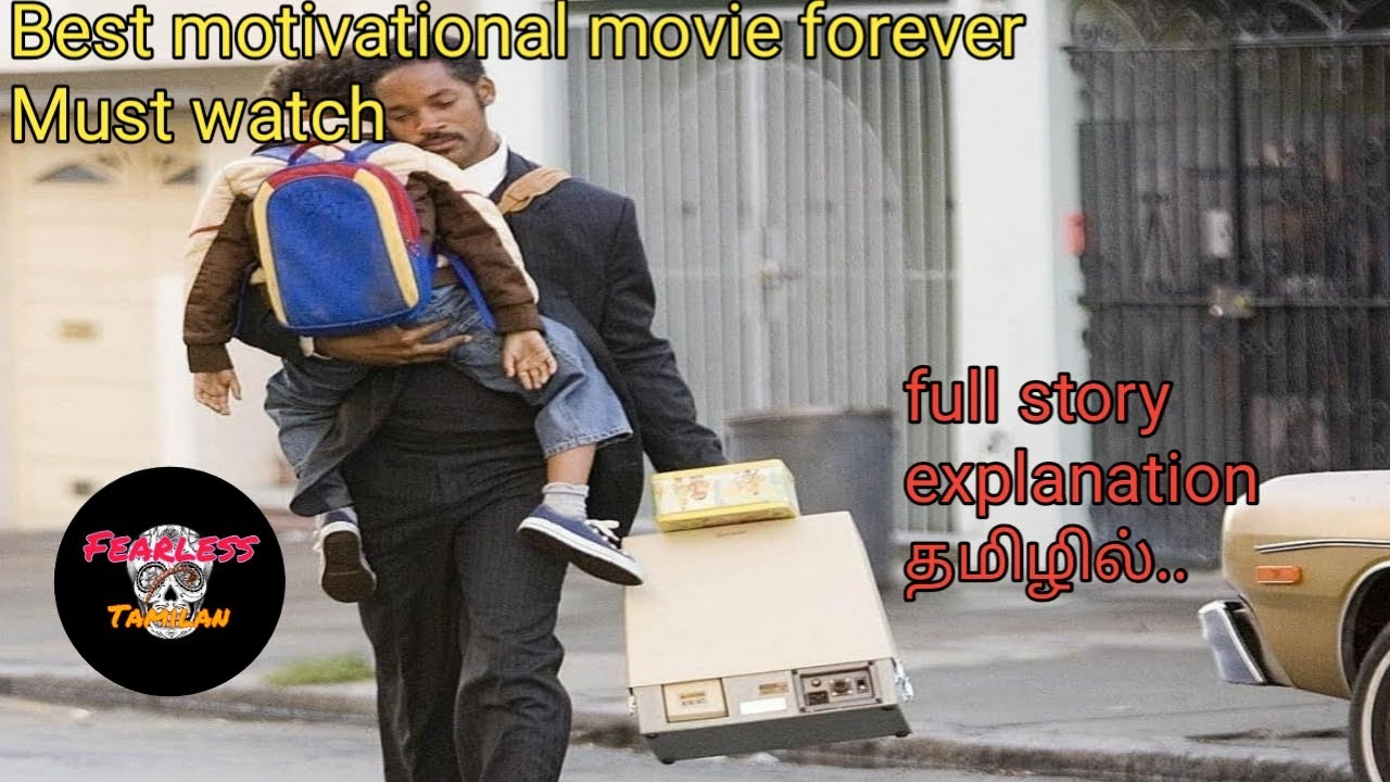 Download The Pursuit of Happyness English to Tamil Tamil dubbed movies download  story explained in Tamil