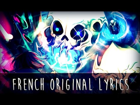 ♫ Undertale - Megalovania (French vocals & lyrics)