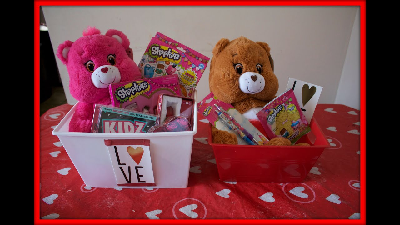 Valentine S Day Gifts For Kids 2016 Youtube