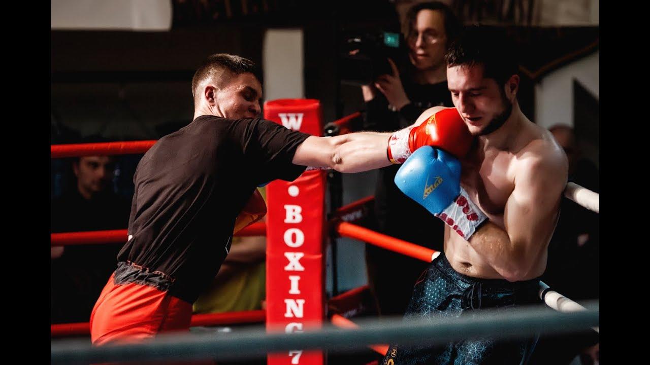 Босс Бокса 2 Апреля - Тестик против Черного Боксера