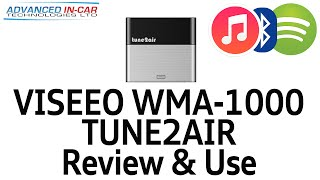 ViseeO WMA 1000 - Tune2Air