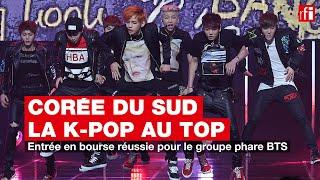 Corée du Sud : La K-pop au top