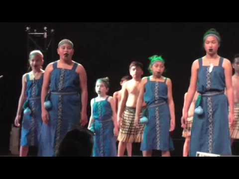 Mayfair School SNR Kapahaka group 2016