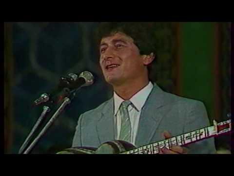 Abdurauf Olimov-Bu turfa gullar (Concert version-1989)