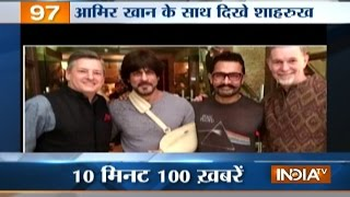 News 100 | 13th March, 2017 - India TV