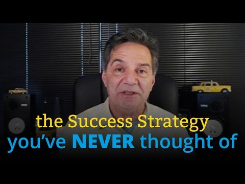 The Music Success Strategy You've Probably Never Used