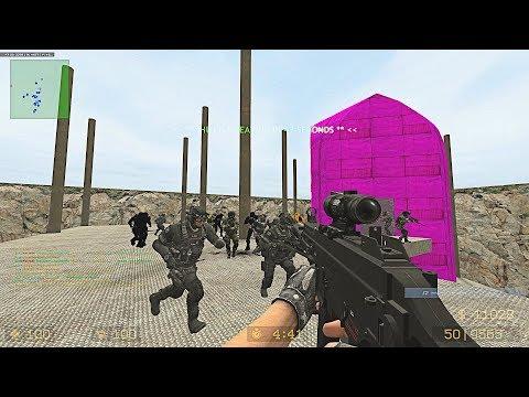 CSS: Zombie Escape Mod - Ze_ROCKET_ESCAPE_R1 On NiDE
