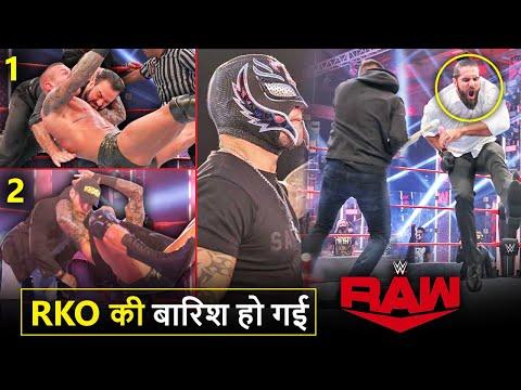 'Baap-Bete Ne Pel Diya🔥' Randy Orton PUNT KICKS Shawn Michaels, Mysterio Returns- WWE Raw Highlights