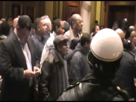 Newark New Jersey City Council Mayhem