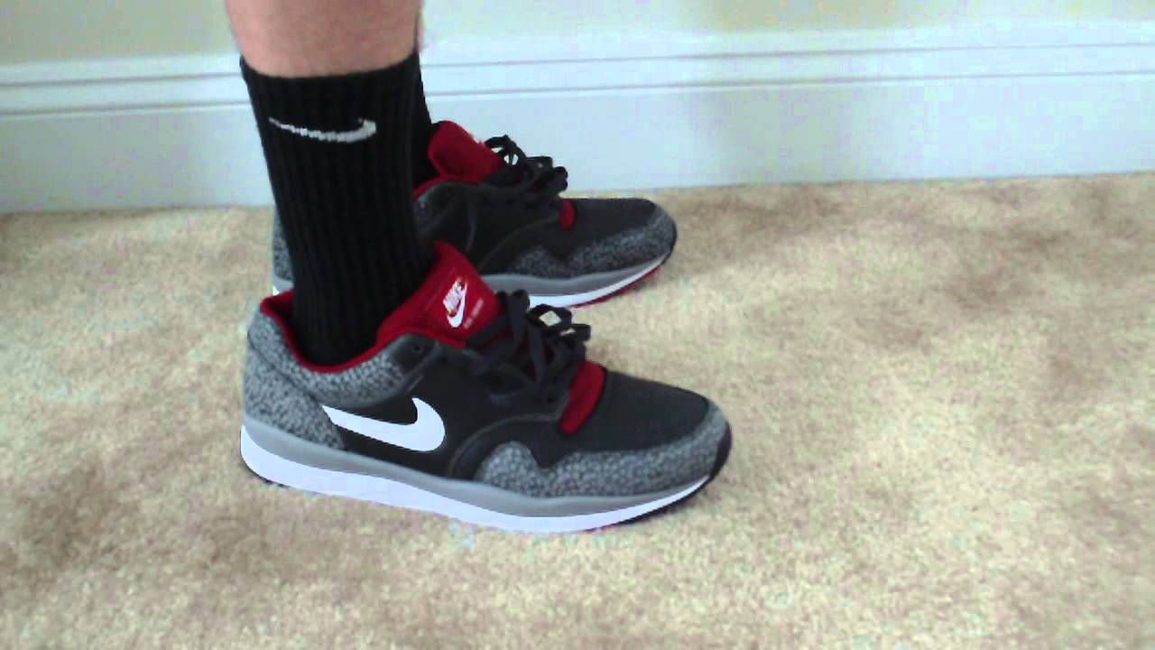 Nike Safari LE On Feet Review - YouTube 28f6ef37b
