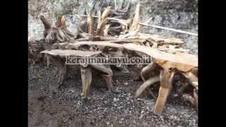 Kerajinankayu.co.id | Teak Root Benches Furniture Wholesalers Uk United States