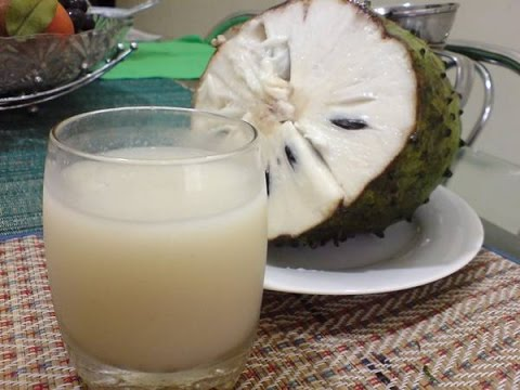 Cure Your Cancer, Hypertension and Diabetes with Guanabana or Soursop