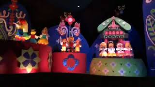 FairyTale Tuesday with Gen - Small World - The Magic Kingdom 5/1/2018