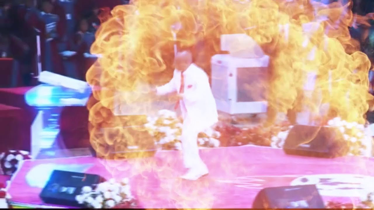 Download Tongue of Fire, Powerful Prayers with Bishop Oyedepo