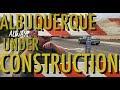 Albuquerque always under construction?