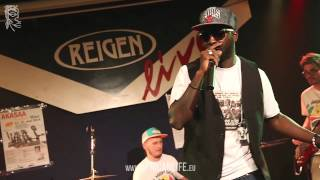 Darka Video @ Flag Flow High Senegambia 2014, 06.06.2014 @ Reigen