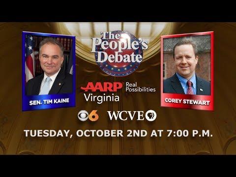 Virginia Senatorial Debate 2018