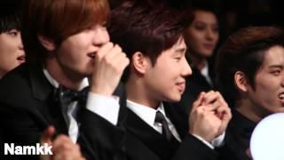 141203 infinite watching lee guk joo
