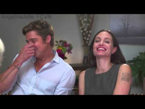 Brad Pitt and Angelina Jolie - Today...