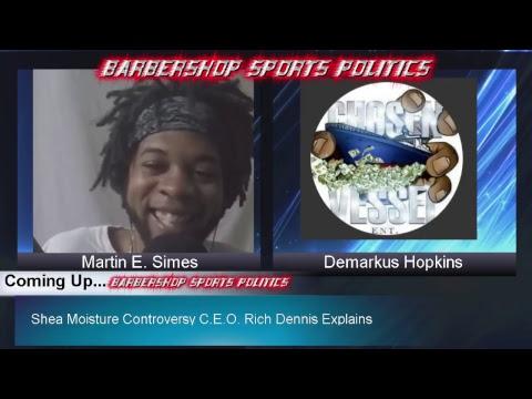 Shea Moisture Controversy C.E.O. Rich Dennis Explains