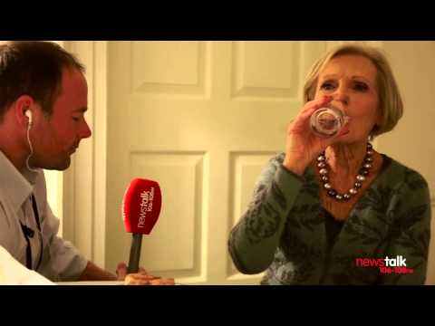 Henry meets Mary Berry Full Interview