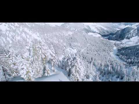 Dakine `My Travel` - Snowboarding with Elias Elhardt, Jason Robinson and Victor Daviet