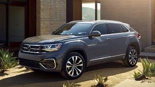 2020 Volkswagen Atlas Cross Sport - роскошный купеобразный кроссовер
