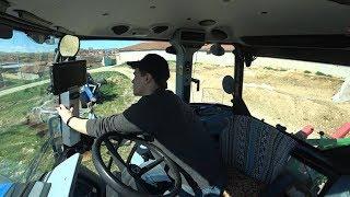 Tarım Vlog #16    Traktörün Kabinine Sağ Panel Yaptım, TDD'ye Ufak Dokunuşlar