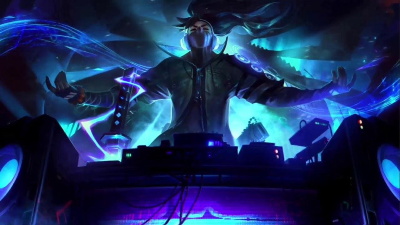 Download [TONY TRAN EDM] MuraD  DJ LeGenD - Future (Yasuo wallpaper)
