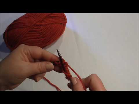 learn to knit for beginners U.K.