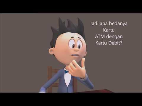 TERNYATAA !!! Ini Bedanya Kartu ATM, Kartu Debit dan Kartu Kredit !!