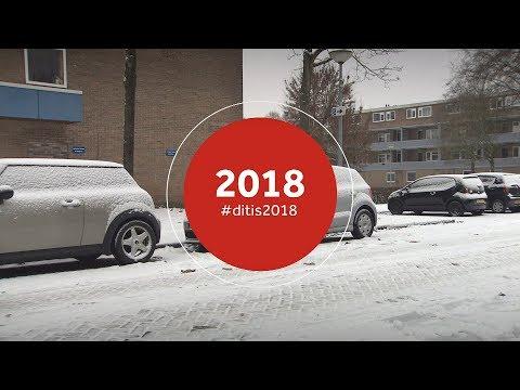 OVERZICHT: Dit waren de hoogtepunten van 2018 op social media