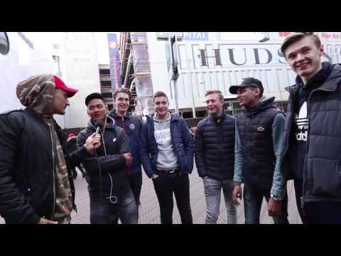 WIE IS DE KUTSTE YOUTUBER?? - SUPERGAANDE INTERVIEW
