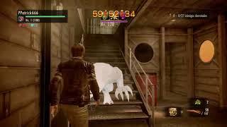 Resident Evil Revelations 2 Desafio de Nível Restrito Nº 496 (03'25) cenário 7-4