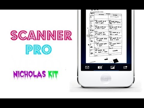 Scanner Pro by Readdle | iOS App Review