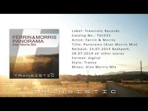 Ferrin & Morris - Panorama (Alan Morris Mix) [ABGT 085]