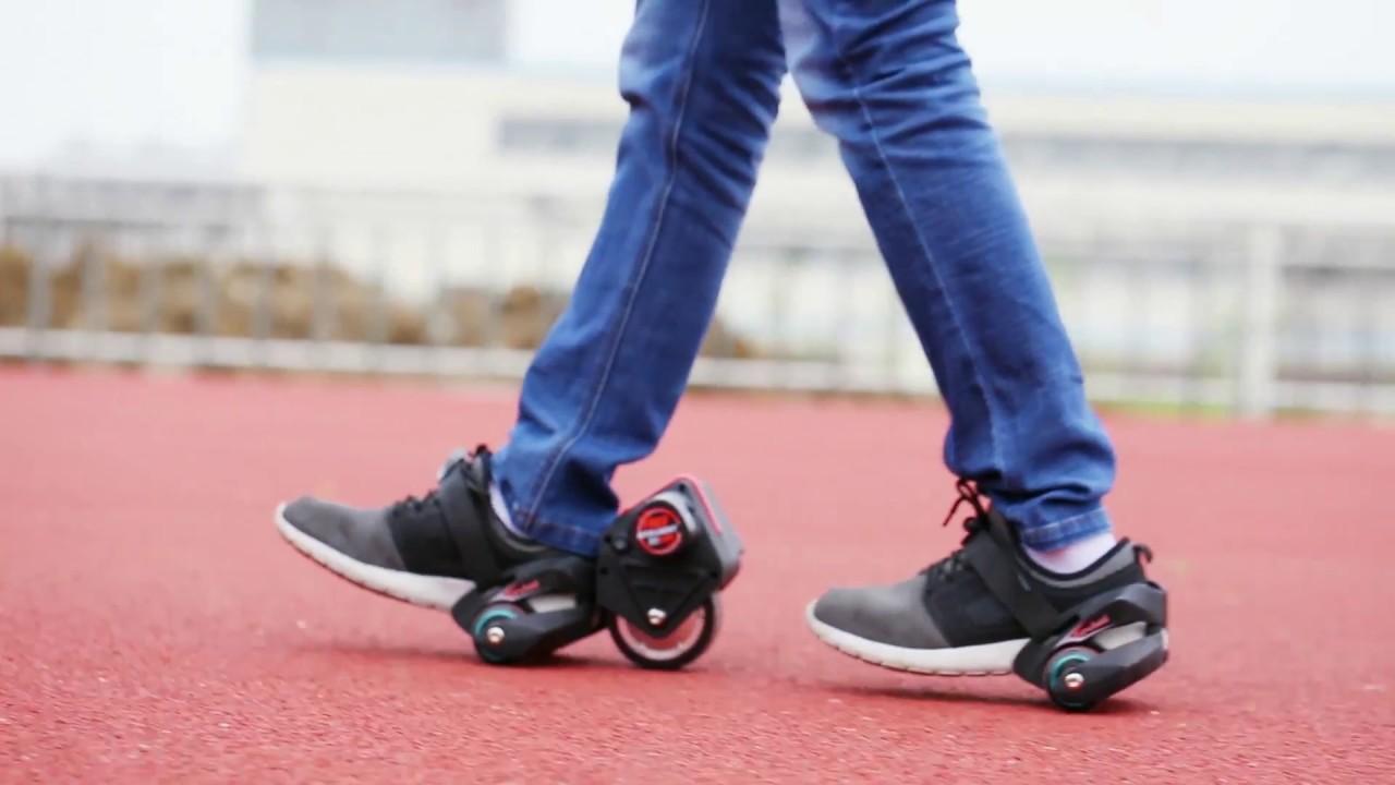 Airwheel HW3 electric heel wheels let