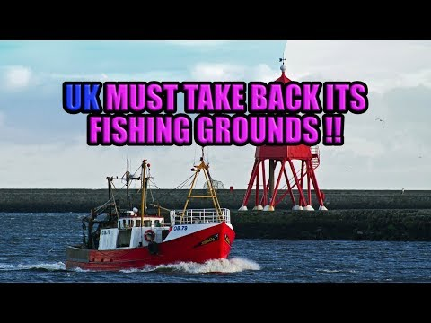 🐟New EU Threat to UK Fishing Grounds!🐟